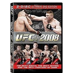 Ufc: Best of 2008 (Ws Amar)