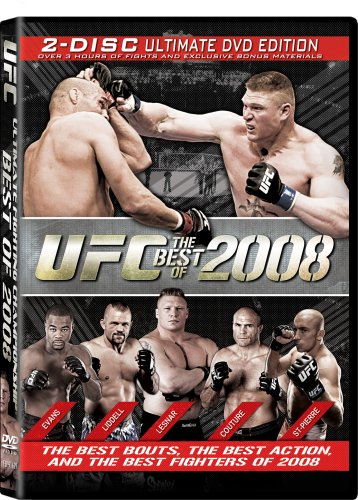 Ufc: Best of 2008 (Ws Amar)