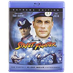 Street Fighter Extreme Edition  [Blu-ray]