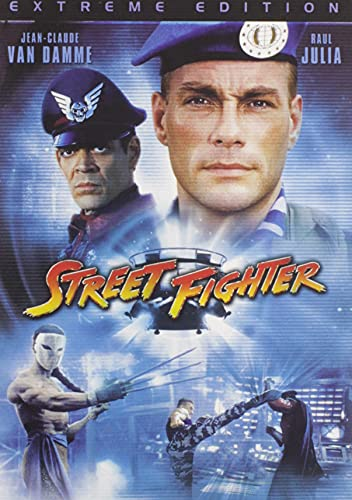 Street Fighter Extreme Edition (Widescreen)