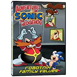 Adventures of Sonic the Hedgehog: Robotnik Family Values