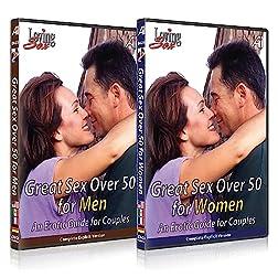LOVING SEX - Great Sex Over 50, 2 DVD Gift Set