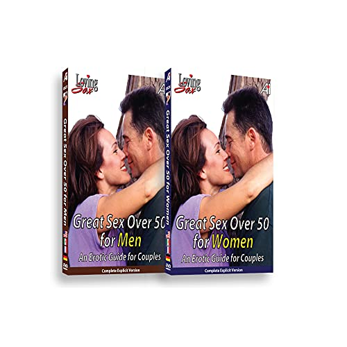 LOVING SEX - Great Sex Over 50, 2 DVD Gift Set