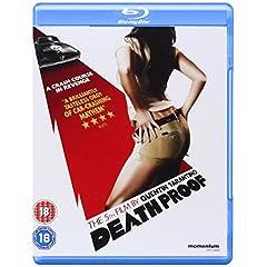 Death Proof [Blu-ray]
