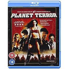 Planet Terror [Blu-ray]