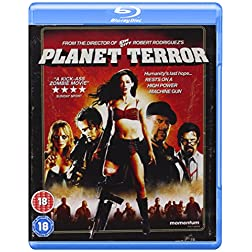 Planet Terror [Blu-ray]