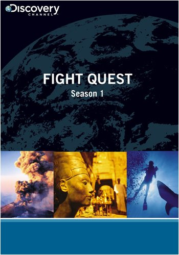 Fight Quest Season 1 - Japan & Mexico