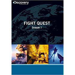 Fight Quest Season 1 (5 DVD Set)