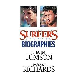 The Surfer's Journal - Biographies Vol 2 - Tomson/Richards