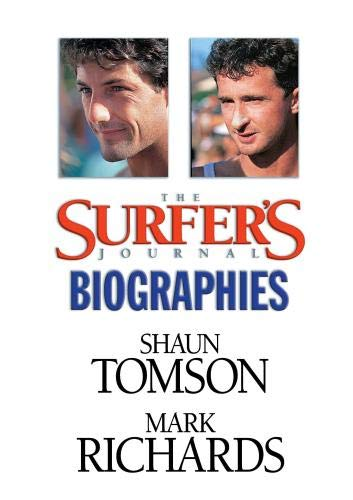 The Surfer's Journal - Biographies Vol 2 - Tomson/Richards