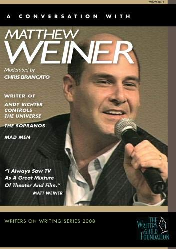 Matthew Weiner - Writers on Writing