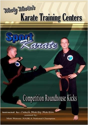 Marty Martin's Sport Karate - Competition Roundhouse Kicks