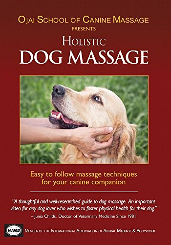 Therapeutic Holistic Dog Massage