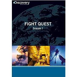 Fight Quest - Thailand & India