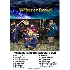 WinterBand 2008 Music Video DVD