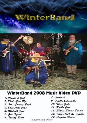WinterBand 2008 Music Video DVD