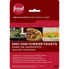 Food Network Meals on DVD: Shop, Watch, Cook! Mac and Cheese Feasts