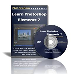 Learn Photoshop Elements 7 DVD
