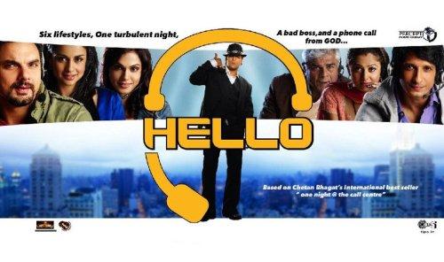 Hello (DVD) 2008