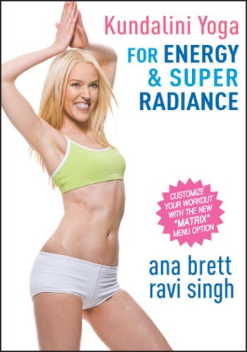 Kundalini Yoga for Energy & Super Radiance! ALL LEVELS - with Ana Brett and Ravi Singh
