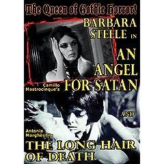 The Long Hair of Death/An Angel for Satan