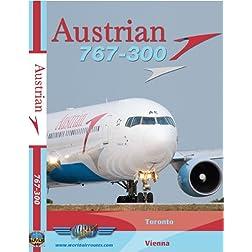 Austrian Boeing 767-300
