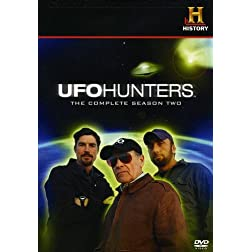 UFO Hunters: The Complete Season Two