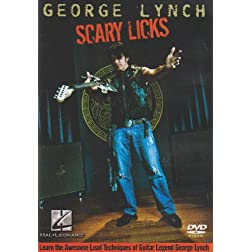George Lynch: Scary Licks