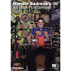 Manolo Badrena's All That Percussion!