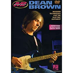 Dean Brown: Modern Techniques for the Electric Guitarist