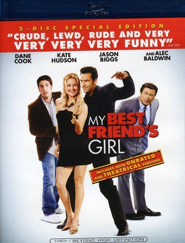 My Best Friend's Girl [Blu-ray]