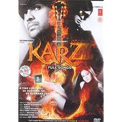Karz Songs (DVD) 2008 - Full Songs