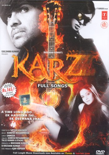 Karz Songs (DVD) 2008 - Full Songs