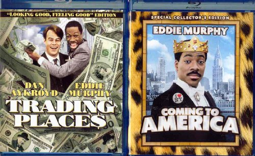 Coming to America & Trading Places [Blu-ray]