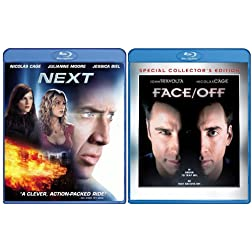 Next & Face Off [Blu-ray]