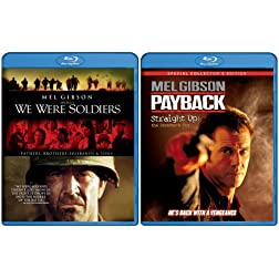 Payback & We Were Soldiers [Blu-ray]