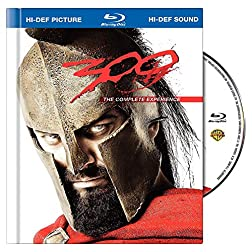 300: The Complete Experience (Blu-ray Book + Digital Copy and BD-Live) [Blu-ray]