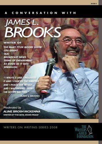 James Brooks - Writers on Writing
