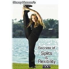 STACEY NEMOUR's Secrets of Splits & Flexibilty