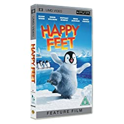 Happy Feet [UMD for PSP]