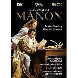 Massenet: Manon (featuring Renee Fleming and Marcelo Alvarez)