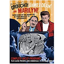 Johnny Legend Presents Groucho! James Dean! and Marilyn!
