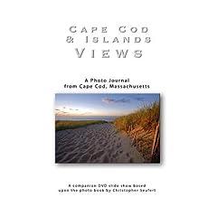 Cape Cod & Islands Views: A Photo Journal DVD