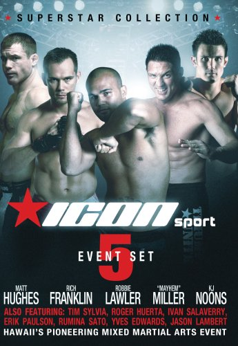 Icon Sport: 5 Event Set