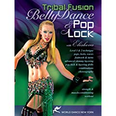 Tribal Fusion Bellydance - Pop & Lock