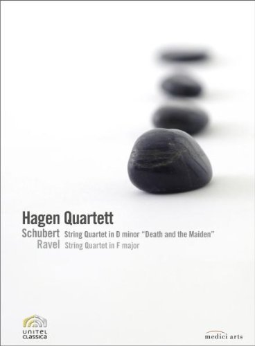 "Hagen Quartett - Schubert: String Quartet in D Minor ""Death and the Maiden""; Ravel: String Quartet in F Major"