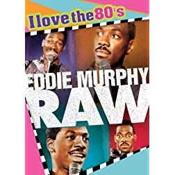 Eddie Murphy Raw: I Love the 80's Edition