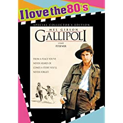 Gallipoli 1981: I Love the 80's Edition