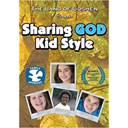 Sharing God Kid Style
