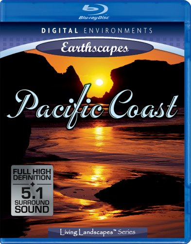 Living Landscapes: Pacific Coast [Blu-ray]